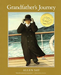 Book Grandfather's Journey by Allen Say