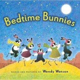 Book Bedtime Bunnies by Wendy Watson
