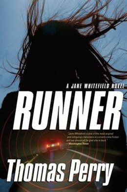 Book Runner: A Jane Whitefield Novel by Thomas Perry