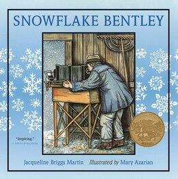 Book Snowflake Bentley by Jacqueline Briggs Martin