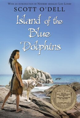 Book Island of the Blue Dolphins by Scott O'Dell