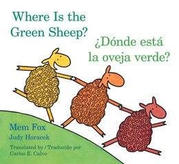 Book Donde esta la oveja verde?/Where Is the Green Sheep? by Mem Fox