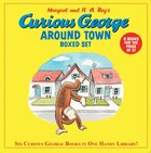Curious George Around Town Boxed Set (Box of Six Books)