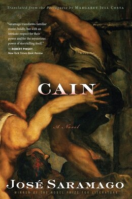 Book Cain by Jose Saramago