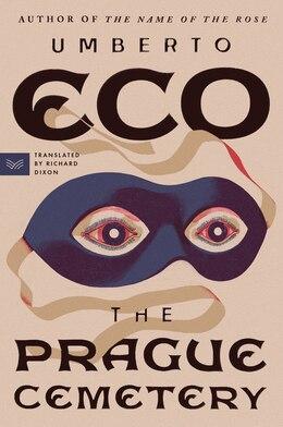 Book The Prague Cemetery by Umberto Eco