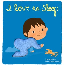 Book I Love to Sleep: Deluxe Touch-and-Feel by Amelie Graux