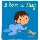 I Love to Sleep: Deluxe Touch-and-Feel