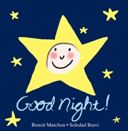Book Good Night!: A Peek-a-Boo Book by Benoit Marchon