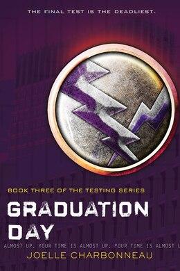 Book Graduation Day by Joelle Charbonneau