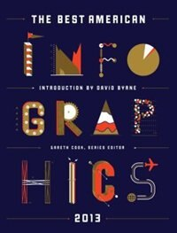 Book The Best American Infographics 2013 by Gareth Cook