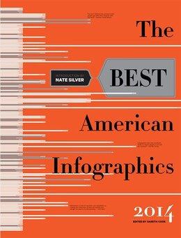 Book The Best American Infographics 2014 by Nate Silver
