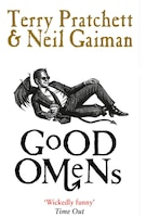 Book Good Omens by Terry Pratchett