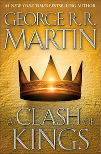 A Clash of Kings: A Song Of Ice And Fire: Book Two
