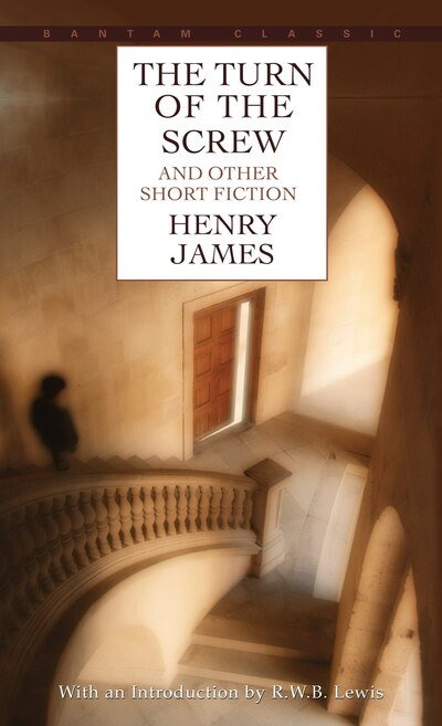 an analysis of the topic of the governess in the turn of the screw by henry james