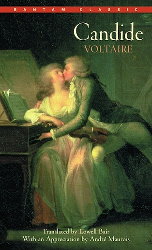 Candide, Book by VOLTAIRE (Mass Market Paperback) | www.chapters ...