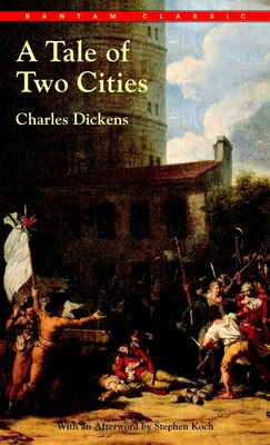 Book A Tale of Two Cities by Charles Dickens