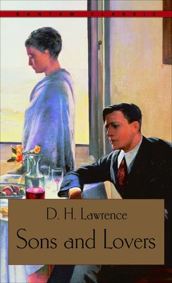 Book Sons and Lovers by D.h. Lawrence