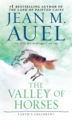 Book The Valley Of Horses: Earth's Children, Book Two by Jean M. Auel