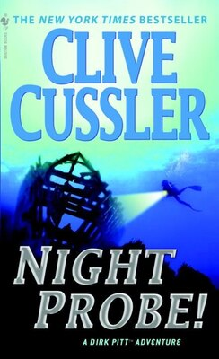 Book Night Probe!: A Dirk Pitt Adventure by Clive Cussler