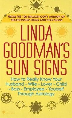 Book Linda Goodman's Sun Signs by Linda Goodman