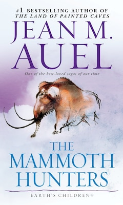Book The Mammoth Hunters: Earth's Children, Book Three by Jean M. Auel