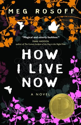 Book How I Live Now by Meg Rosoff