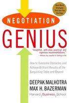 Negotiation Genius: How To Overcome Obstacles And Achieve Brilliant Results At The Bargaining Table…