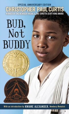 Book Bud, Not Buddy by Christopher Paul Curtis