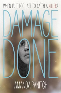 Book Damage Done by Amanda Panitch