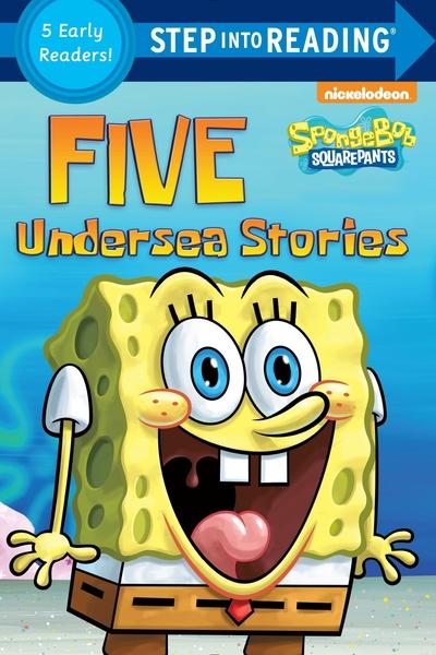 Five Undersea Stories (spongebob Squarepants), Book by ...