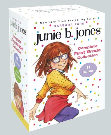 junie b jones complete first grade collection books 18 28 with paper dolls - Junie B Jones Coloring Pages