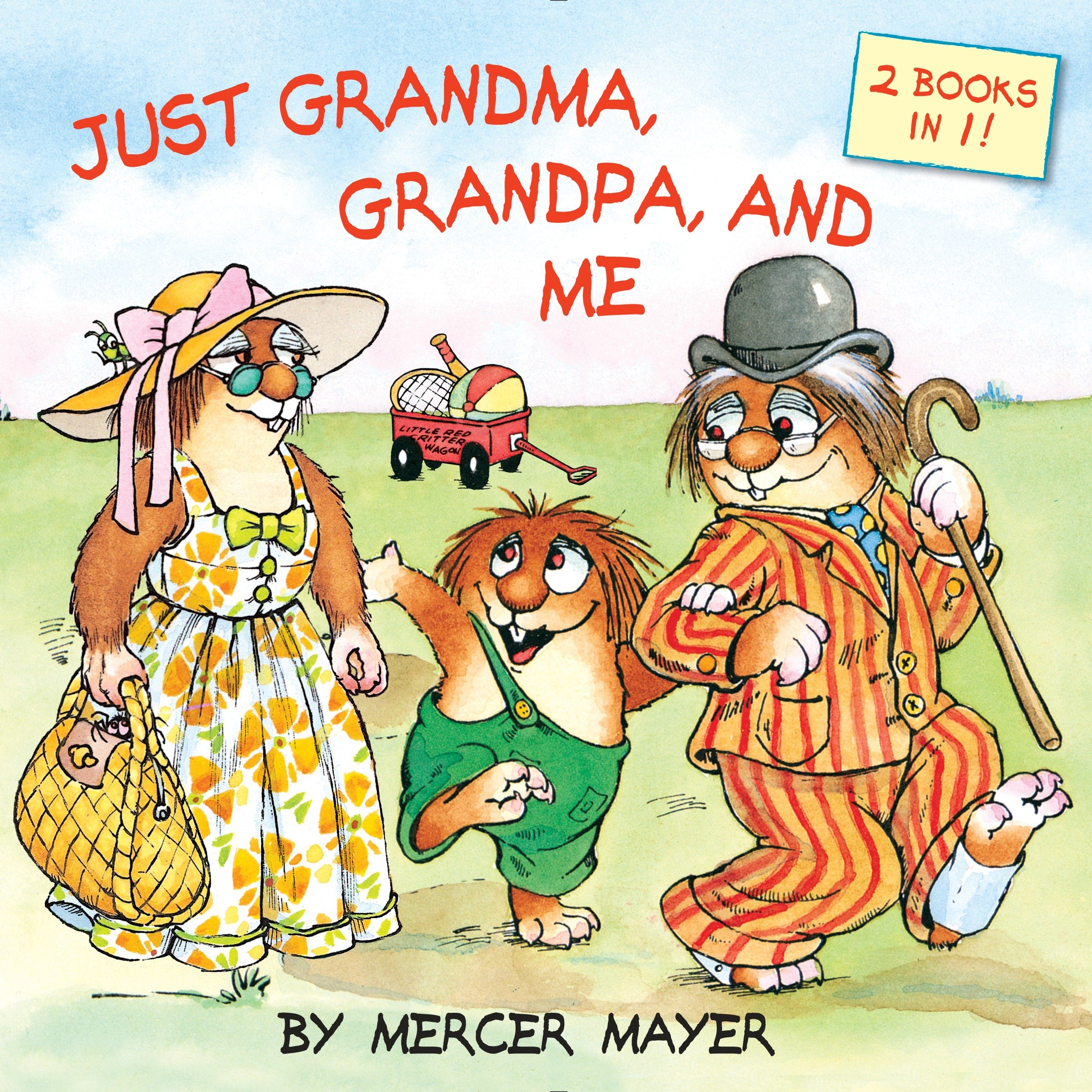 Book Just Grandma, Grandpa, And Me (little Critter) by Mercer Mayer