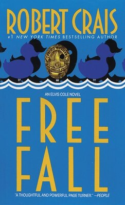 Book Free Fall by Robert Crais
