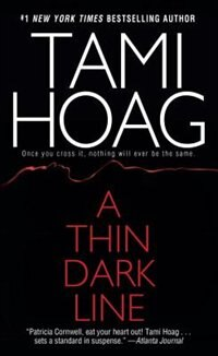 Book A Thin Dark Line: A Novel by Tami Hoag