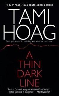Book A Thin Dark Line: A Novel by Tami Hoag