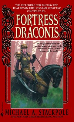 Book Fortress Draconis: Book One of the DragonCrown War Cycle by Michael A. Stackpole