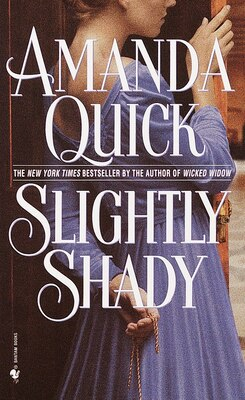 Book Slightly Shady by Amanda Quick