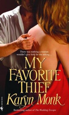 Book My Favorite Thief: by Karyn Monk