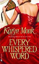 Book Every Whispered Word by Karyn Monk