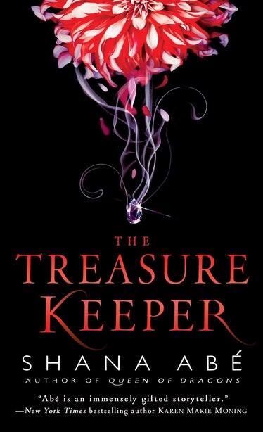 The Treasure Keeper by Shana Abé