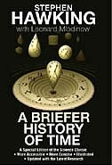 Book A Briefer History Of Time by Stephen Hawking