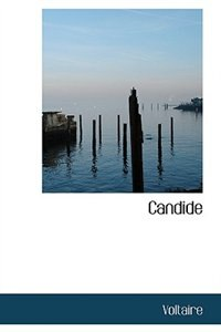 Book Candide by Voltaire