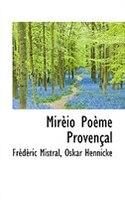 Mirèio Poème Provençal