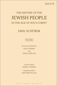 The History Of The Jewish People In The Age Of Jesus Christ: Volume 1
