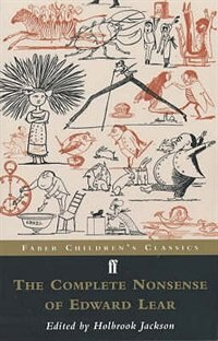 Faber Childrens Classics Complete Nonsense Of Edward Lear
