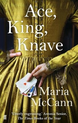 Book Ace  King  Knave by Maria Mccann