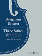 Three Suites For Cello, Op. 72, 80 And 87: Part