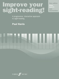 Improve Your Sight-reading! Piano, Level 6: A Progressive, Interactive Approach To Sight-reading