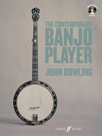 The Contemporary Banjo Player: Book And Cd