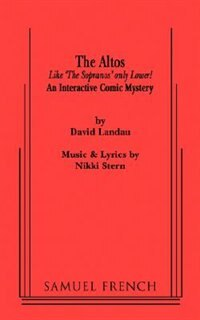 Book The Altos by David Landau